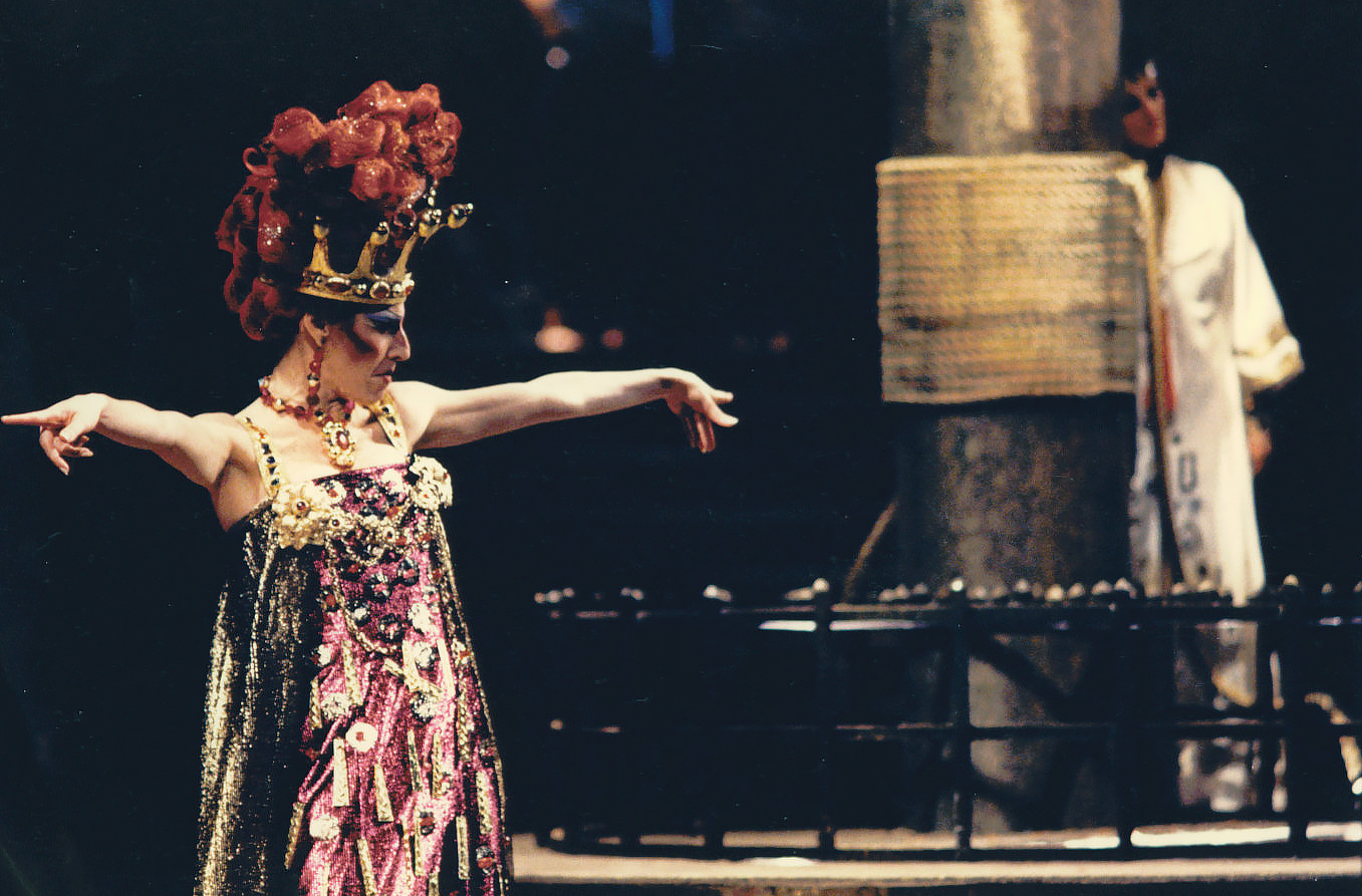 Herodias in Salome