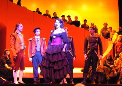 Carmen in Carmen