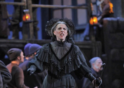 Mrs. Sedley in Peter Grimes