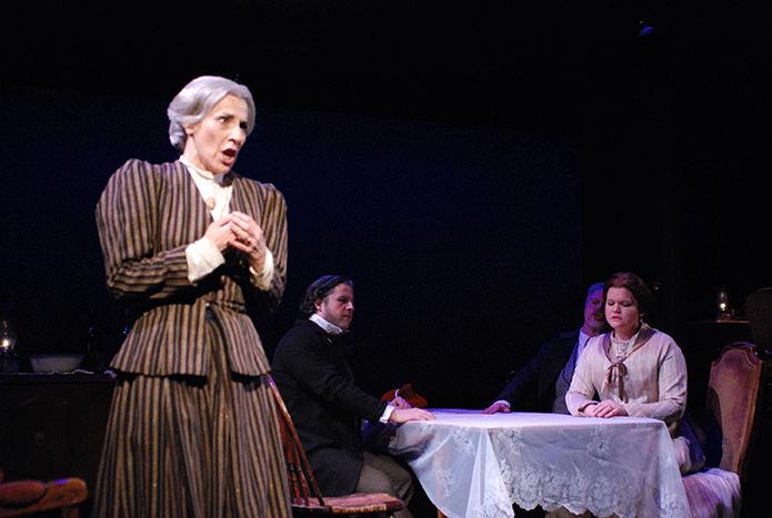 Mother in Thérèse Raquin